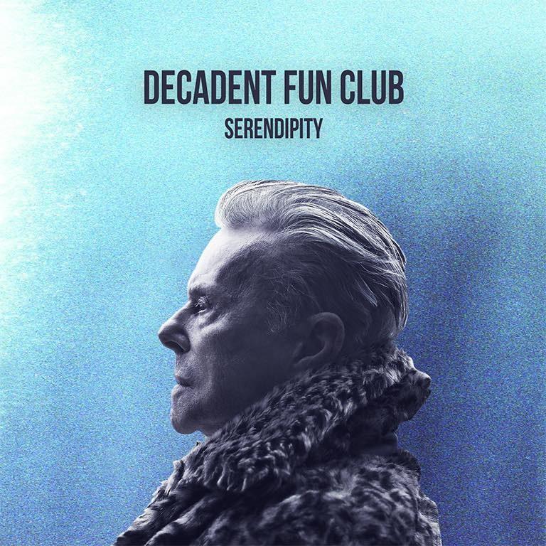 Jerzy Nasierowski na okładce singla Decadent Fun Club /