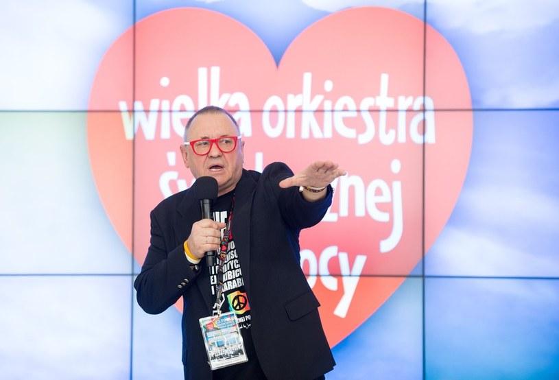 Jerzy Owsiak /fot. Bartosz Krupa /East News