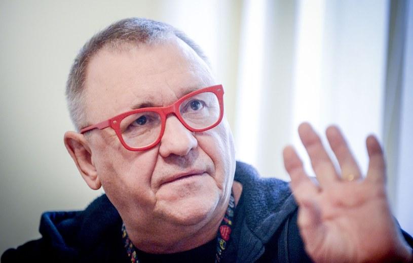 Jerzy Owsiak /Piotr Kamionka /Reporter