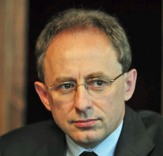 Jerzy Pietrewicz, wiceminister gospodarki /Włodzimierz Wasyluk /Reporter