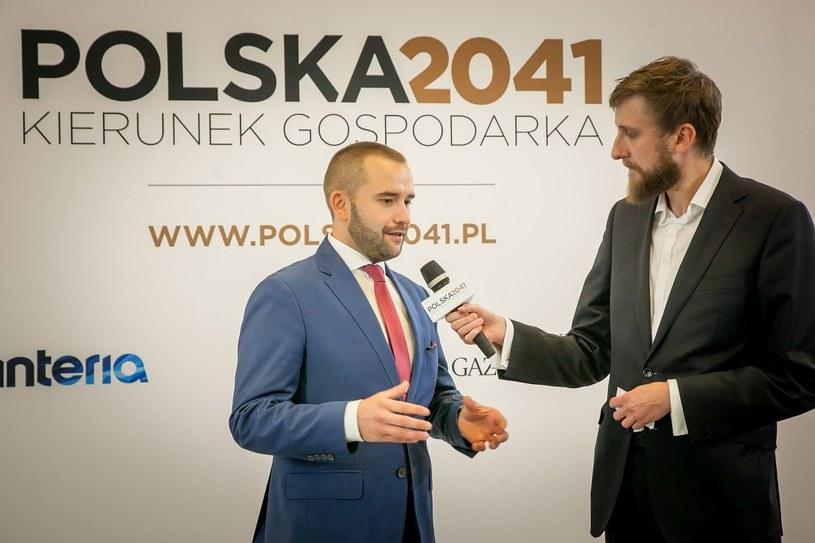 Jerzy Pietrucha, prezes Pietrucha International, o roli dyplomacji ekonomicznej /INTERIA.PL
