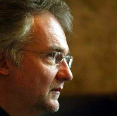 Jerzy Pilch, fot. Jacek Marczewski /Agencja SE/East News