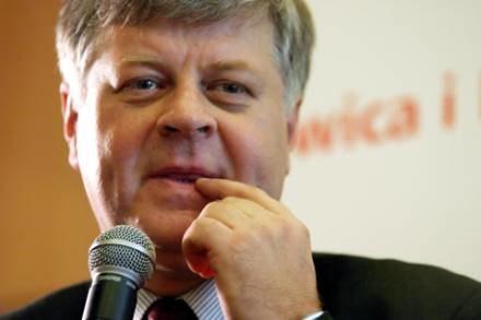 Jerzy Szmajdziński/ fot. Natalia Dobryszycka /East News