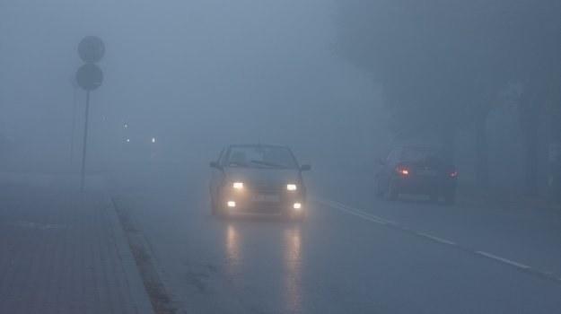 Jesienią kierowcom często towarzyszą mgły, które utrudniają poruszanie się pod drodze. /Motor