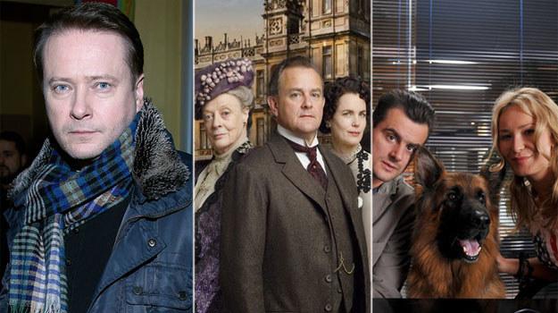 """Jesienią na antenie Jedynki zobaczymy nowe odcinki """"Komisarza Aleksa"""", """"Ojca Mateusza"""" i """"Downton Abbey"""". /materiały prasowe /Agencja W. Impact"""