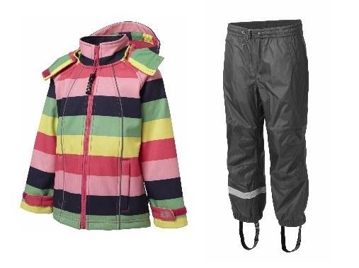 Jesienna garderoba musi mieć elementy odblaskowe /materiały prasowe