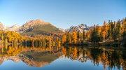 Jesienny  urok  Słowacji