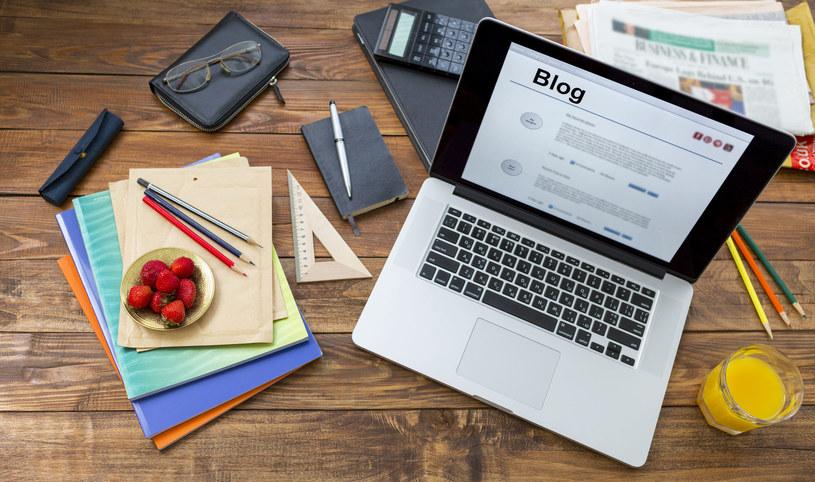 Jeśli chcesz zarabiać na swoim blogu, poważnie przemyśl, czy na pewno chcesz skorzystać z darmowych rozwiązań /©123RF/PICSEL