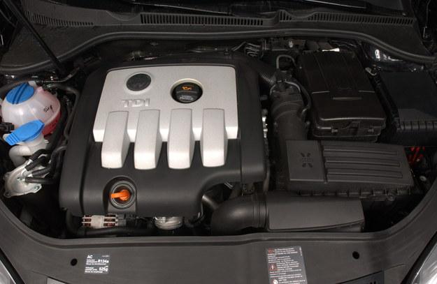Jeśli diesel, to tylko 1.9 TDI. 2.0 TDI jest bardziej awaryjny. /Motor