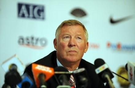 """Jeśli  Paul Pogba trafi do Man Utd, to Sir Alex Ferguson będzie musiał oszlifować ten """"diament"""" /AFP"""