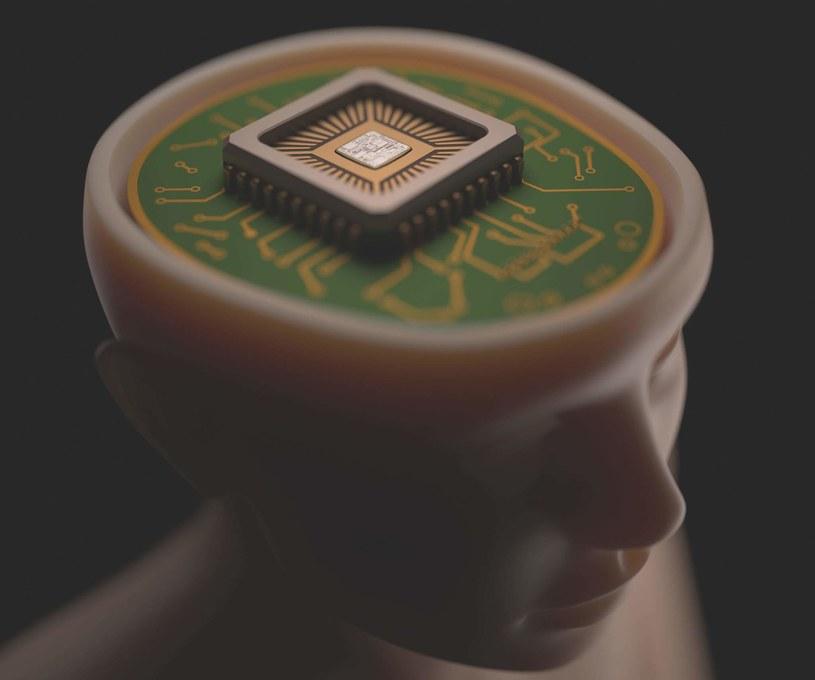 Jeśli uda się stworzyć microchip kontrolujący ludzki mózg - zostanie on prawdopodobnie wykorzystany do niecnych celów /©123RF/PICSEL