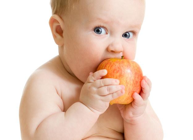 Jeśli zdecydujesz się zaserwować malcowi obiad na bazie warzyw, dodatkowo podaj mu np. sok z czarnej porzeczki lub pomarańczowy i owocową sałatkę. /123RF/PICSEL