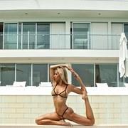 Jesse Golden: Chciała być baletnicą. Nie wyszło...