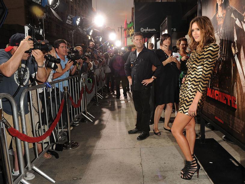 Jessica Alba  /Getty Images/Flash Press Media