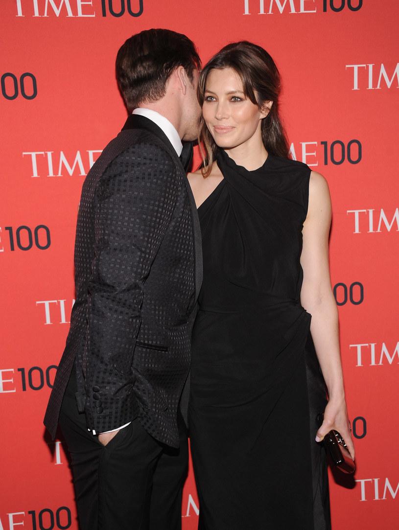 Jessica Biel i Justin Timberlake /Jamie McCarth /Getty Images