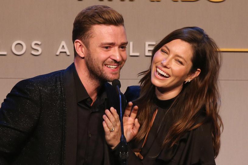 Jessica Biel, Justin Timberlake /Getty Images