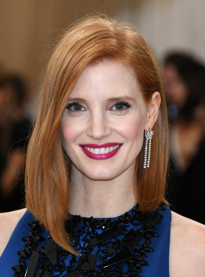 Jessica Chastain /Getty Images