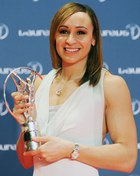 Jessica Ennis wysza za m
