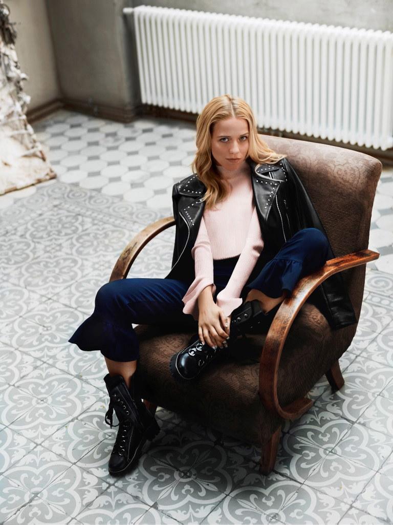 Jessica Mercedes /Styl.pl/materiały prasowe