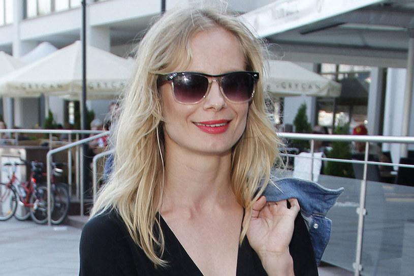 Jest jedną z najładniejszych polskich aktorek /Engelbrecht /AKPA