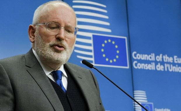 Jest kolejka chętnych do storpedowania porozumienia Bruksela-Polska