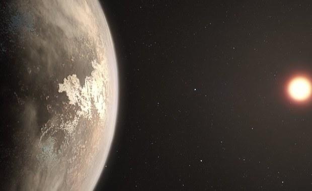 "Jest kolejna bliska nam, ""ziemska"" planeta!"