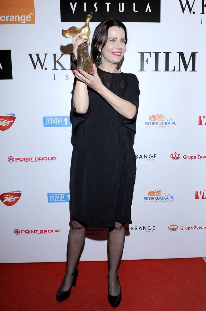 Jest laureatką wielu nagród, m.in. Złotej Kaczki /Mieszko Pietka /AKPA