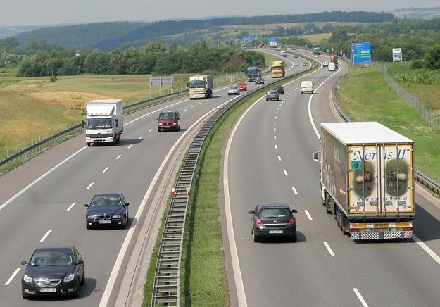 Jest nowa ustawa o płatnych autostradach / Fot: Damian Klamka /East News