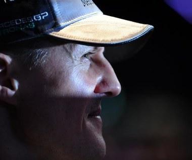 Jest oświadczenie menadżerki Schumachera