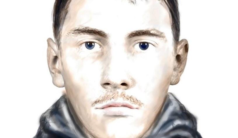 Jest portret pamięciowy pedofila/fot. KWP Gdańsk /Policja