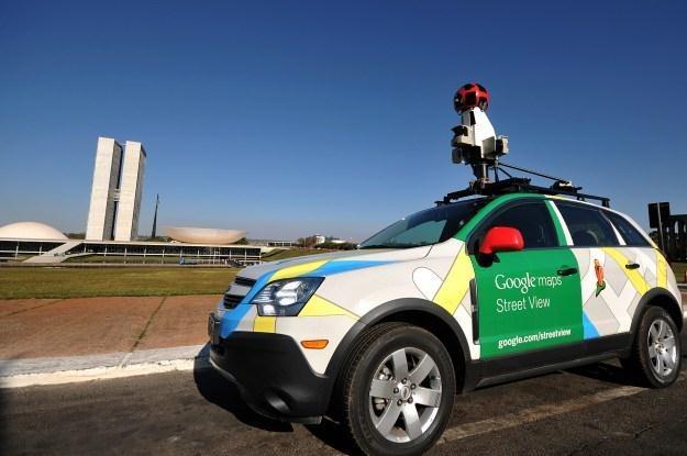 Jest prosty sposób na zniknięcie z map Google /AFP