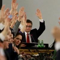 Jest śledztwo ws. posiedzenia Sejmu w Sali Kolumnowej 16 grudnia