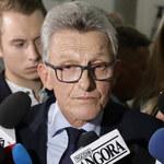Jest zawiadomienie o podejrzeniu popełnienia przestępstwa przez Piotrowicza