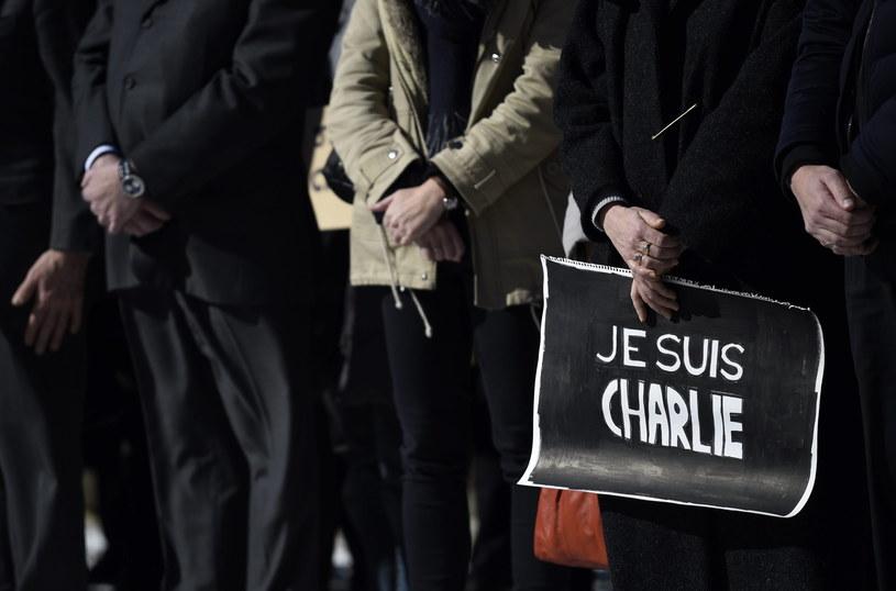 """Jestem Charlie"" /PAP/EPA"