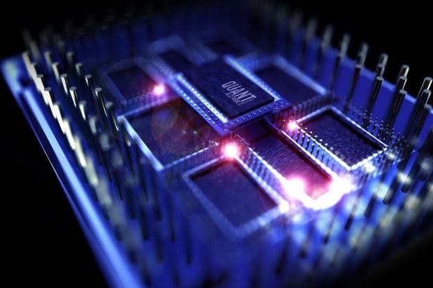Jesteśmy coraz bliżej budowy komputera kwantowego? /©123RF/PICSEL