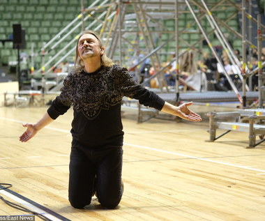 """""""Jesus Christ Superstar"""": Marek Piekarczyk ponownie jako Jezus"""