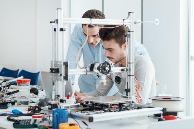 Jeszcze kilka lat temu nikt nie przewidywał, jak duże znaczenie będzie miał druk w technologii 3D /123RF/PICSEL