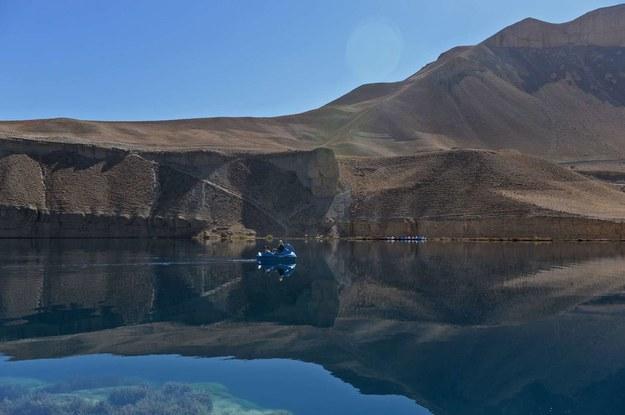 Jeziora Band-e-Amir /AFP