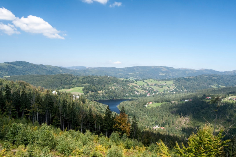 Jezioro Czerniańskie w pobliżu Wisły /©123RF/PICSEL