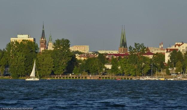 Jezioro Ukiel/fot. Piotr Płaczkowski /Reporter