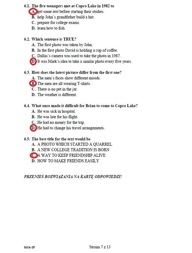 Język angielski - poziom podstawowy, str. 7 /INTERIA.PL