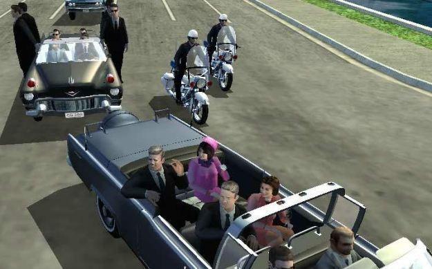 JFK Reloaded to jeden z bardziej kontrowersyjnych tytułów w historii gier wideo /Informacja prasowa