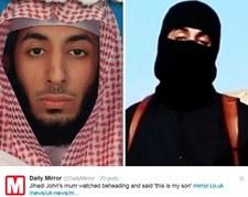 """""""Jihadi John"""": Kiedyś potępiał dżihad, dzisiaj morduje zakładników"""
