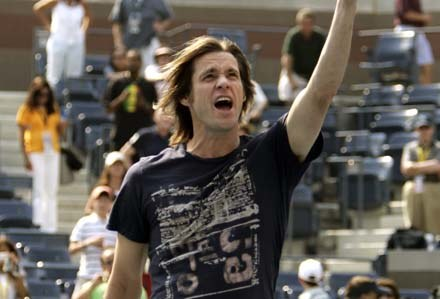 Jim Carrey wraca do gry /AFP