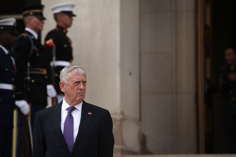 Jim Mattis /AFP