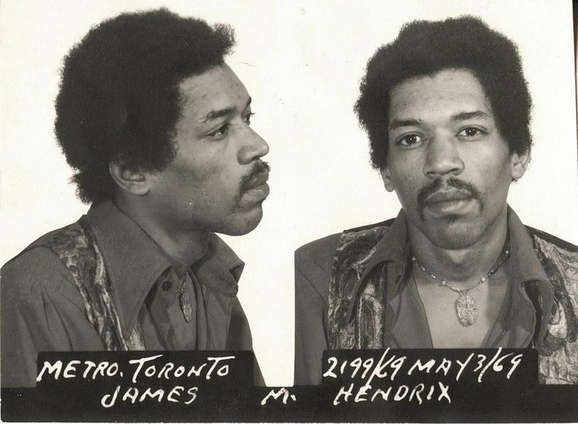 Jimi Hendrix /Christie's Images Ltd 2006/Splash News /East News