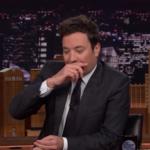 Jimmy Fallon wrócił do telewizji. Z trudem powstrzymał łzy
