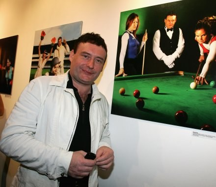 Jimmy White/fot. Chris Jackson /Getty Images/Flash Press Media