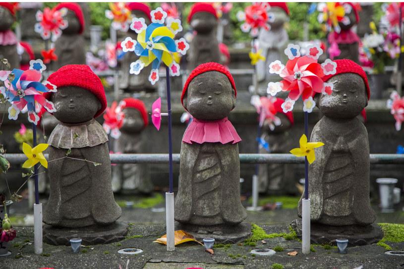 Jizo to kurier w zaświaty /©123RF/PICSEL