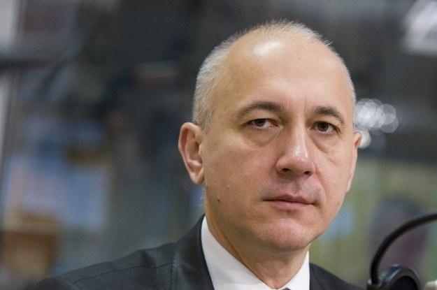 Joachim Brudziński zabrał głos... /Krzysztof Jastrzębski /East News
